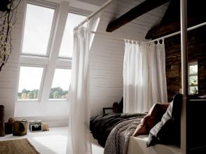 Fenêtre de toit © Velux