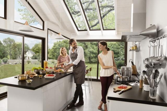 Beau Aménager Une Cuisine Dans Une Véranda : Une Bonne Idéeu2026