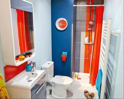 am nager une salle de bains exemples suivre. Black Bedroom Furniture Sets. Home Design Ideas