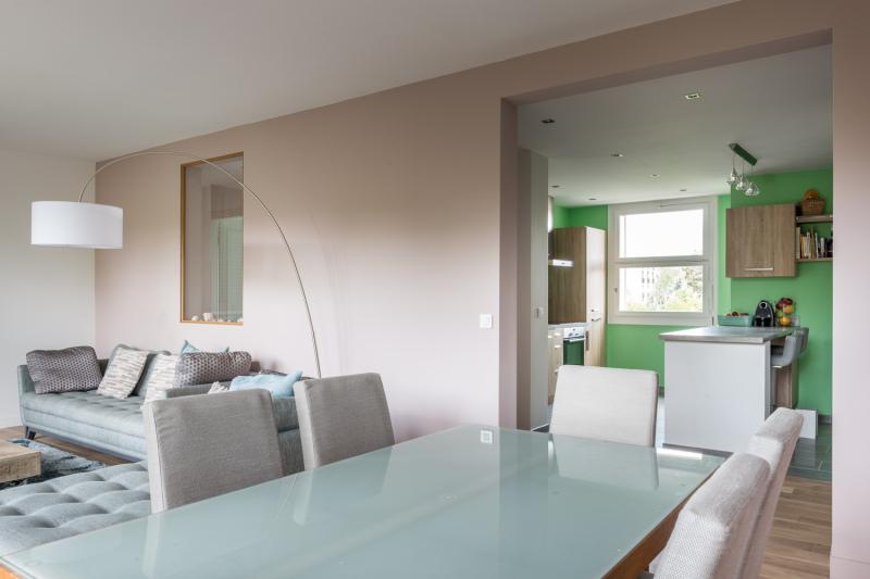 Rénovation d'appartement @ Camif Habitat