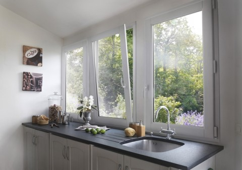 Fenêtre Classic bois pin © Lapeyre