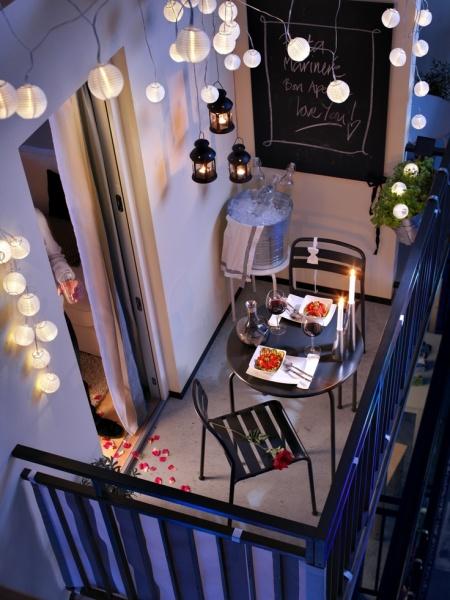 aménagement terrasse © Ikea