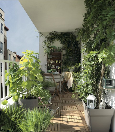Amenager Une Terrasse Design Sans Perdre De Place Travaux Com