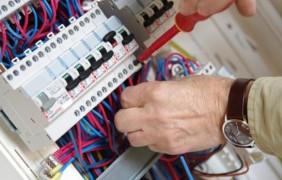 Installation électrique DR