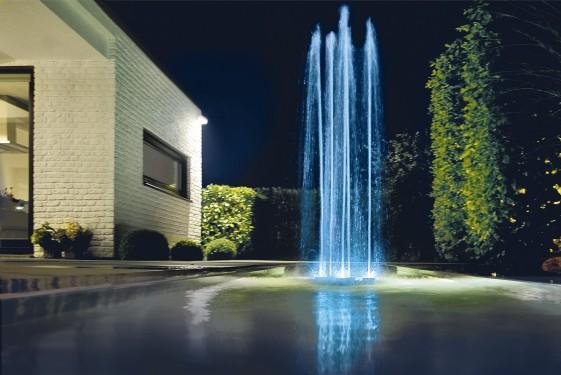 Éclairage bassin © Oase