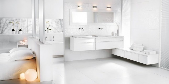 Aménager une salle de bains dans la chambre | Travaux.com