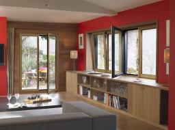 Fenêtre Mixte Alu-bois Lapeyre