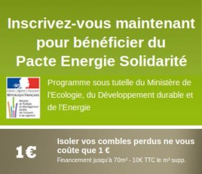 Top 5 des aides aux travaux de r novation - Pacte energie solidarite condition ...