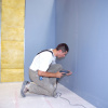 Installation plaques de plâtre ©PLACO