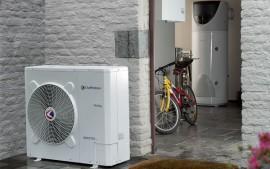 Pompe à chaleur aérothermique Chaffoteaux