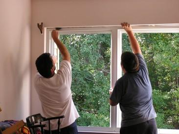 Pose de fenêtre Immobilier travaux