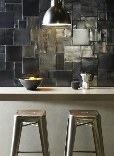 Foundry Metallics - Gallium mix The Winchester Tile Company -