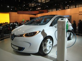 Vehicle_plug-in_charging_station