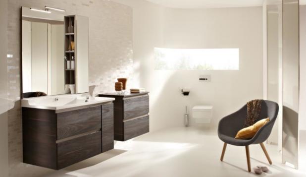 Salle de bains les tendances 2015 for Tendance salle de bain 2016