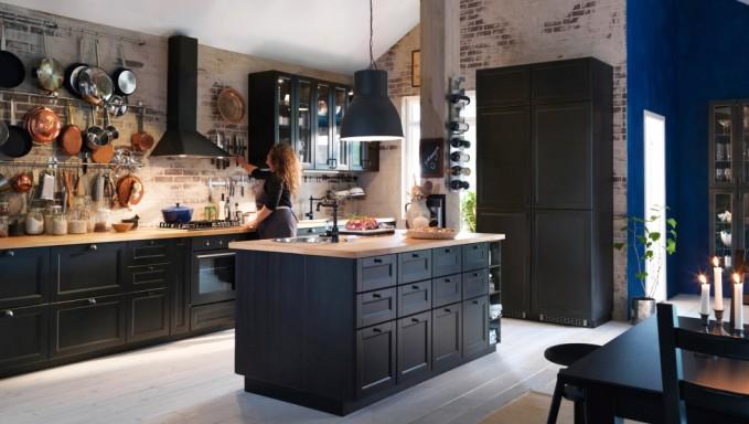 """Modèle de Cuisine """"Method"""" Ikea"""