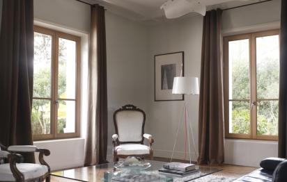 Porte-fenêtre bois Lapeyre
