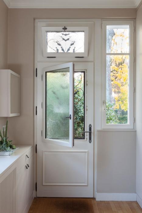 prix d39une porte d39entree en verre 2018 travauxcom With porte d entrée alu avec rénovation salle de bain prix