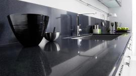 prix d un plan de travail en granit. Black Bedroom Furniture Sets. Home Design Ideas