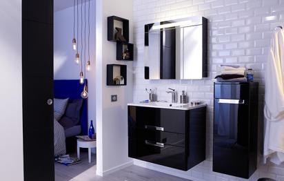 R novation de salle de bains nos conseils d 39 experts for Modele de salle de bain pour petit espace