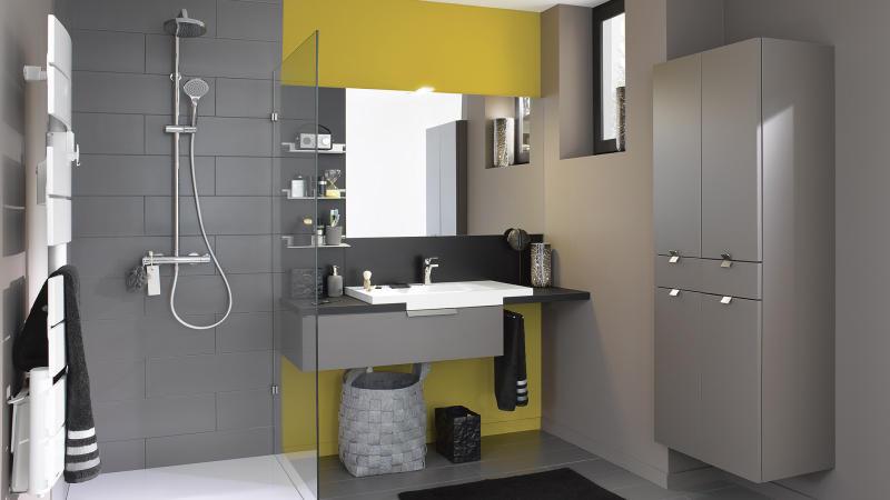Exemple de devis rénovation de salle de bains | Travaux.com