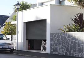 Porte De Garage En Aluminium Lapeyre