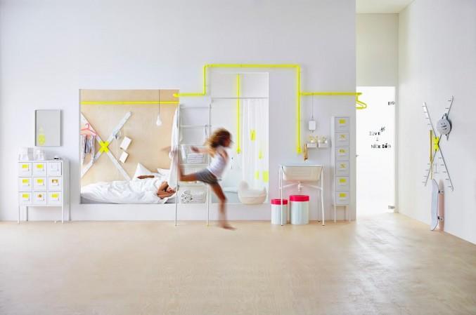 Collection salle de bains Sprutt © Ikea