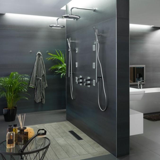 15 modèles de salle de bains qui adaptés à tous les styles ...