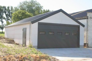 Prix de la construction d 39 un garage 2018 for Prix nouvelle construction