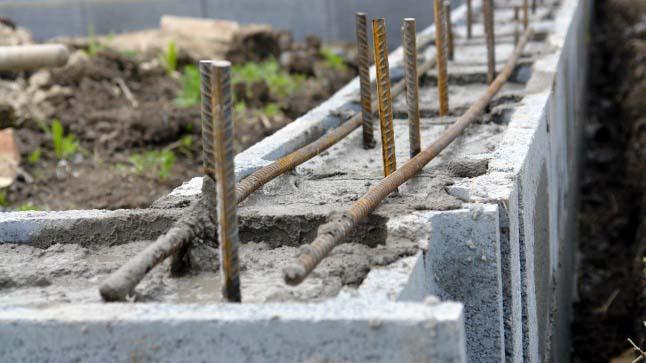 Prix de la construction des fondations 2019 - Cout de la construction d une maison ...
