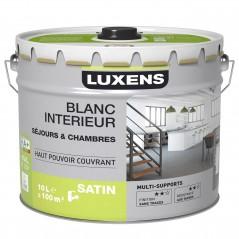 Pot de peinture d'intérieur Blanche © Luxens