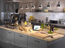 Prix De Linstallation Dun Plan De Travail Cuisine En Bois