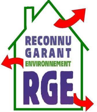 Reconnu Garant environnement RGE