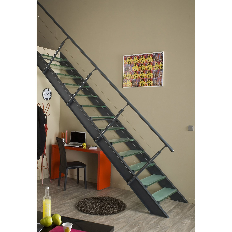 Prix d 39 un escalier en aluminium 2018 - Escalier colimacon leroy merlin ...