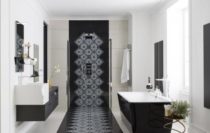 Douche à l'italienne ©Perene