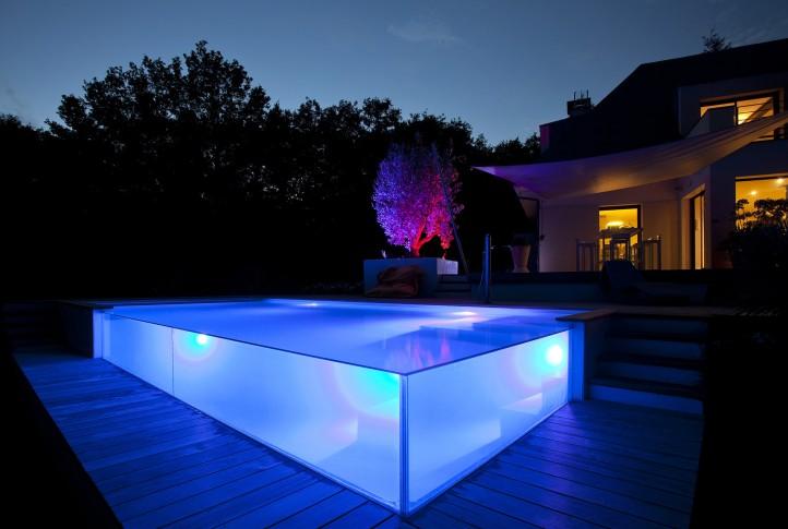 Trophées de la piscine OR © Carré Bleu/ Soleil Bleu Carré Bleu