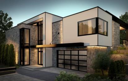 Maison tanguay Yvan Deschênes Architecte