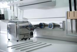 Installation électrique dans la cuisine © Schmidt