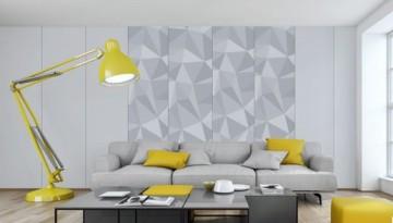 Plaques de plâtres Ikebana Placo