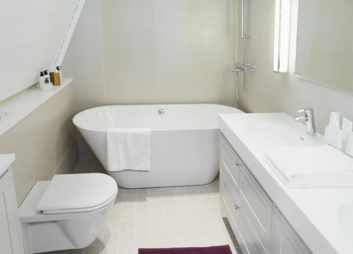 Petite salle de bains Designmag