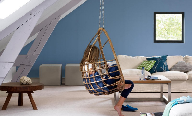 peinture d int rieur deavita. Black Bedroom Furniture Sets. Home Design Ideas
