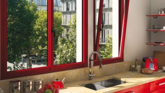 Fenêtres en aluminium Storistes de france