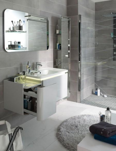 Merveilleux 10 Astuces Pour Aménager Une Petite Salle De Bains