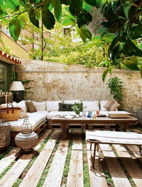 10 idées pour aménager une terrasse ! | Travaux.com