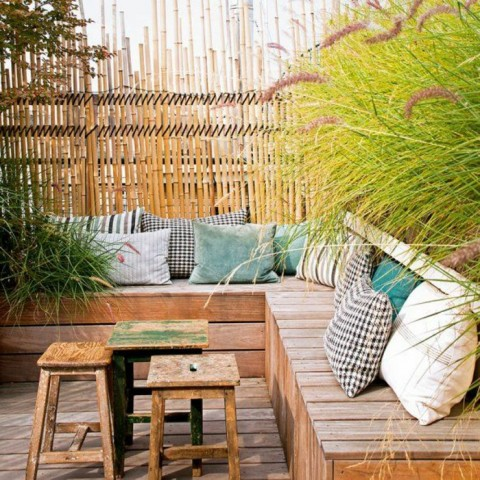 10 id es pour am nager une terrasse for Terrasse appartement amenagement