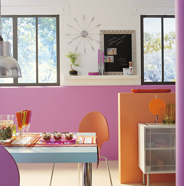 peinture d 39 int rieur leroy merlin. Black Bedroom Furniture Sets. Home Design Ideas