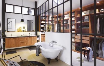 Salle de bains en bois : nos meilleures idées !