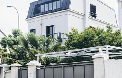 Surélévation d'une maison de ville de 200m² à Bois Colombes (92) Camille Hermand Architectures