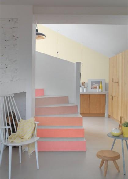 5 id es pour r nover une maison de caract re for Peinture de sol zolpan