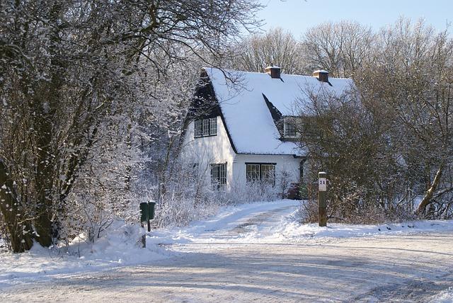 Alerte grand froid: les bons gestes a adopter dans l'habitat