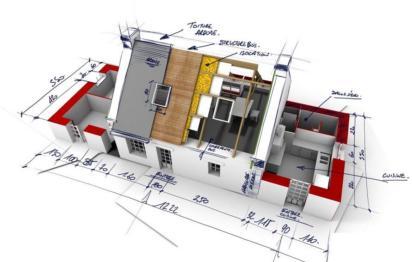 Recours obligatoire à un architecte Travaux